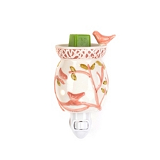 Rose Bird Tart Burner Night Light at Kirkland's