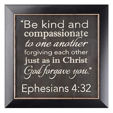 Ephesians 4:32 Wall Plaque at Kirkland's