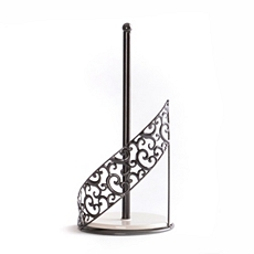 Pressed Metal Paper Towel Holder at Kirkland's