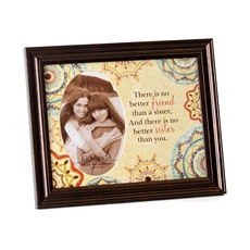Sister Sentiment Photo Frame, 4x6 at Kirkland's