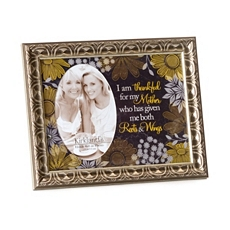 Mother Sentiment Photo Frame, 4x6 at Kirkland's