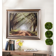 Evergreen Plantation Framed Art Print at Kirkland's