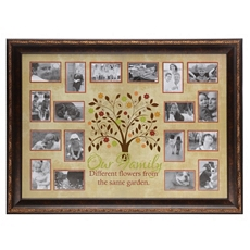 Family Tree Garden Collage Frame at Kirkland's