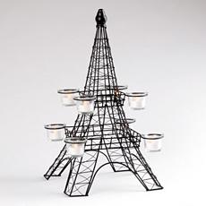 Eiffel Tower Tealight Candle Holder at Kirkland's