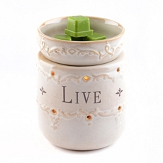 Live Love Laugh Wax Warmer at Kirkland's