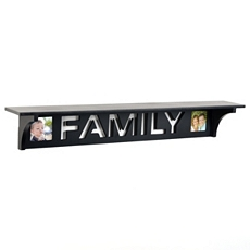 Family Cutout Shelf, 30 in. at Kirkland's