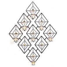 Diamond Gem Tealight Holder at Kirkland's