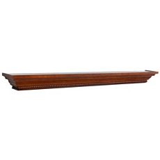 Andrew Oak Wall Ledge, 48 in. at Kirkland's
