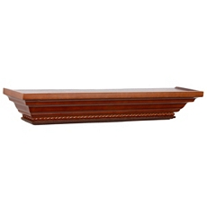 Henry Oak Wall Ledge, 24 in. at Kirkland's