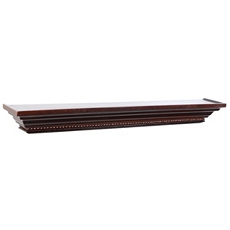 Dark Mahogany Wall Ledge, 36 in. at Kirkland's