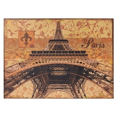Eiffel Tower Canvas Art Print at Kirkland's