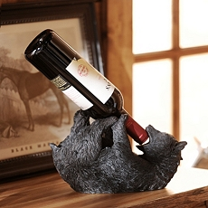 Bear Wine Bottle Holder at Kirkland's