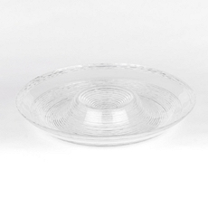 Chip & Dip Glass Serving Bowl at Kirkland's