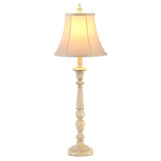 Harmon White Buffet Lamp at Kirkland's