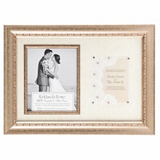 Gold Wedding Invitation Picture Frame, 8x10 at Kirkland's