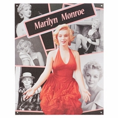 Marilyn Monroe Collage Wall Plaque at Kirkland's