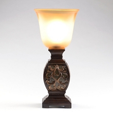 Bronze Mini Uplight at Kirkland's