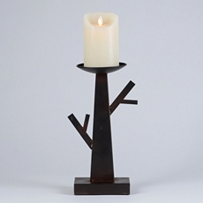 Metal Branch Candle Holder, 12 in. at Kirkland's