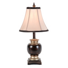 Mini Bronze Table Lamp at Kirkland's