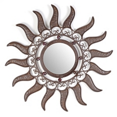 Josie Round Mirror at Kirkland's