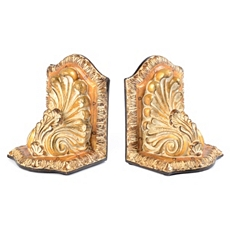 Golden Bookend, Set of 2 at Kirkland's