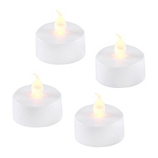 Flameless Tealight, Set of 4 at Kirkland's