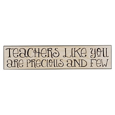 Teachers Like You Wall Plaque at Kirkland's