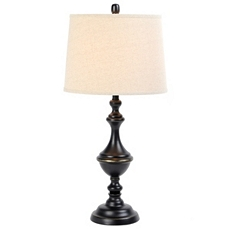 Madison Bronze Table Lamp at Kirkland's
