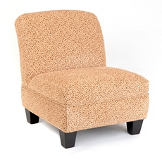 Cheetah Print Slipper Chair at Kirkland's