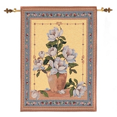 Spring Magnolias Tapestry Set at Kirkland's