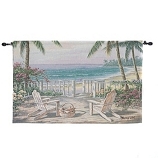 Coastal View Tapestry Set at Kirkland's