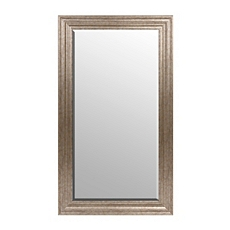 Antique Silver Frame Mirror, 32x56 at Kirkland's