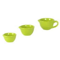 Fiesta Lime Mini Mixing Bowl, Set of 3 at Kirkland's