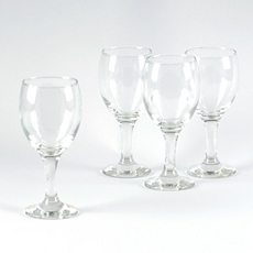 Red Series White Wine Glass, Set of 4 at Kirkland's