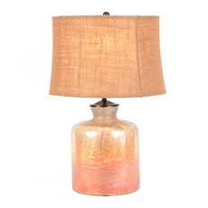 Sunset Glass Table Lamp at Kirkland's