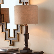 Walnut Ridge Table Lamp at Kirkland's