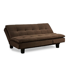 Avilla Mocha Convertible Sofa at Kirkland's
