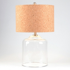 French Cork Table Lamp at Kirkland's