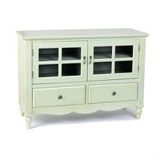 Adella Mint Cabinet at Kirkland's