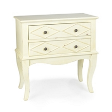 Alexa Ivory Chest at Kirkland's