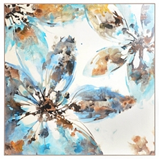 Flower Forms Canvas Art Print at Kirkland's
