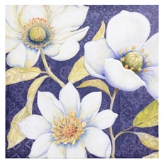 Indigo Nature Canvas Art Print at Kirkland's