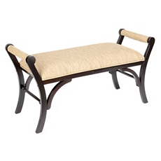 Conrad Upholstered Bench at Kirkland's