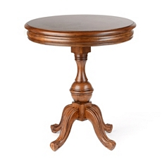 Elegance Round Accent Table at Kirkland's