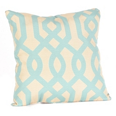 Gatehill Aqua Pillow at Kirkland's