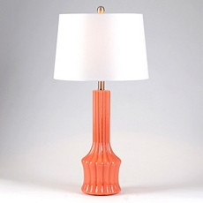 Caribbean Coral Table Lamp at Kirkland's