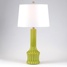Green Oasis Table Lamp at Kirkland's