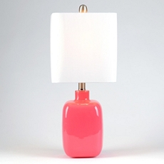 Carmine Rose Table Lamp at Kirkland's