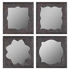 Jigsaw Wall Mirror, Set of 4 at Kirkland's