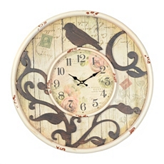 Springtime Wooden Clock at Kirkland's
